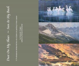 LookBook ~ Dust On My Shoes ~ Book on Plein air Painters