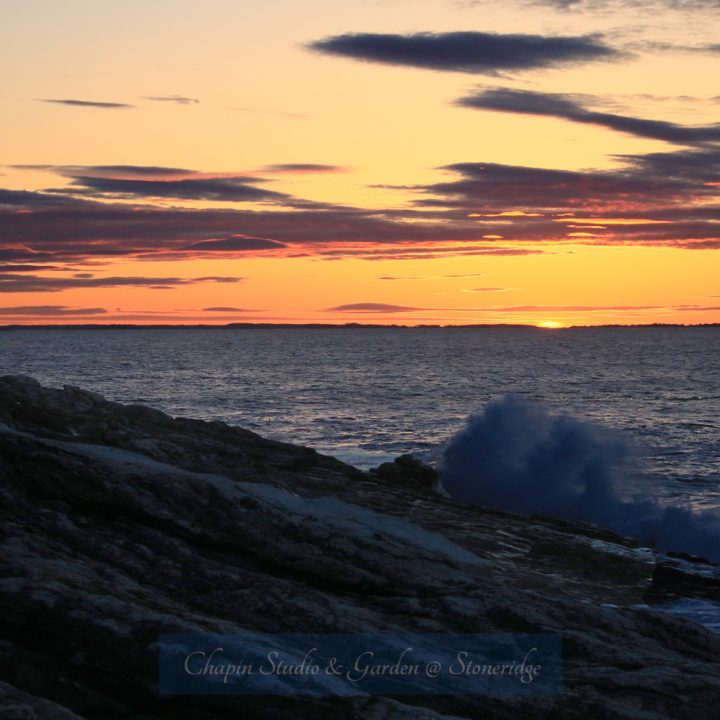 Pemaquid Point at Dawn2 by Deborah Chapin
