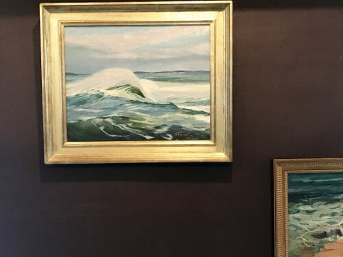Gallery view of White Horses of the Sea @ Chapin Studio @ Stoneridge opening May 15th
