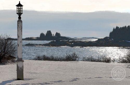 Light on Muscongus Bay by Deborah Chapin, Chapin Studio @ Stoneridge