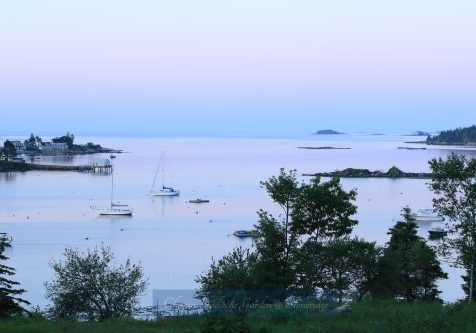 Pemaquid Harbor Summer by Deborah Chapin